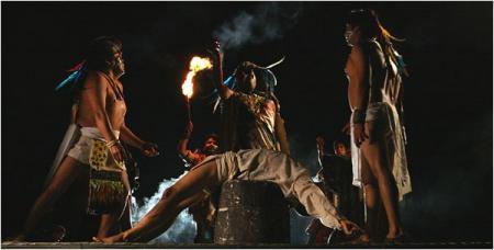 Sacrifices azteques
