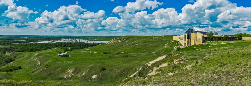 Siksika panorama 1