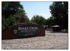 Snakecreek campground