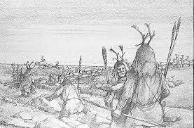 Taltheilei chasse caribou