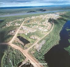 Territoire de fort mc pherson
