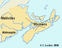 Territoire micmac