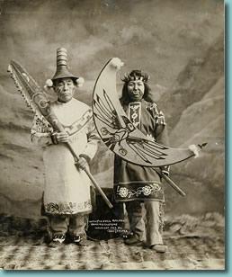 Tlingitpotlatchcostumes