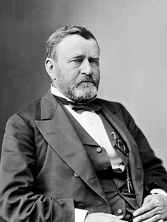 Ulysses s grant 1870 1880