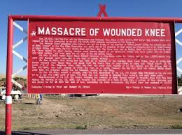 site de Wounded Knee