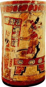 Vase maya 2